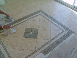 kitchen floor creative porcelain floor tiles kitchen decor idea
