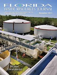 florida water resources journal november 2013 by florida water