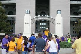 tiger stadium u2013 lsu tigers stadium journey