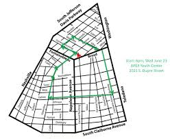 New Orleans Zoning Map by New Orleans City Council