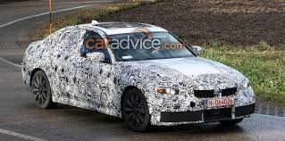 bmw 3 series spied with m sport package