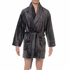 robe de chambre chaude pour homme robe de chambre chaude pour homme gris dore