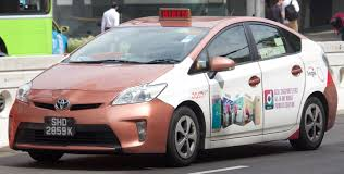 Toyota Prius Branding Caign In China Out Of Home Advertising