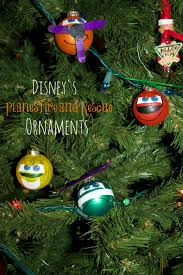 planes fire and rescue characters ornaments easy diy crafts