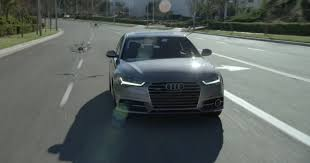 audi a6 tv audi a6 tv spot shows technology that won t try to kill you