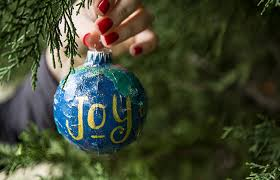 diy to the world ornament team