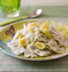 boursin cuisine recette ravioles sautées aux poireaux et au boursin les meilleures
