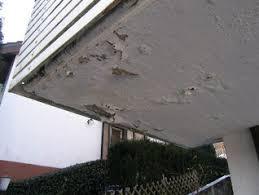 estrich balkon balkon terrassensanierung wasserschaden schimmel abdichtung