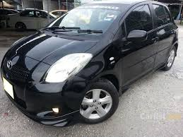toyota yaris 2007 black toyota yaris 2007 in selangor automatic black for rm 37 000