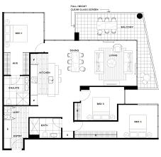 floorplans highgate canberra city