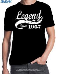 60 year birthday t shirts make a shirt sleeve print 60th birthday legend since