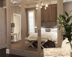 bedroom design fabulous mirrored glass furniture gold mirrored
