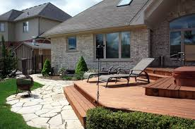 Deck In The Backyard Building A Patio Deck In Just A Few Simple Steps U2013 Builder Supply