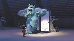 wallpaper boo sulley monsters animation pixar movies 125
