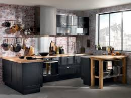 cuisine industriel dacoration cuisine style industriel ikea inspirations avec cuisine