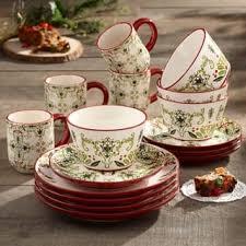 christmas dinnerware christmas dinnerware for less overstock