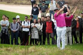 scores bmw golf bmw masters 2015 leaderboard scores prize payouts