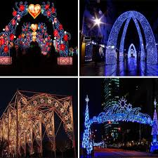 wedding arch lights best selling products new style christmas lights wedding arch