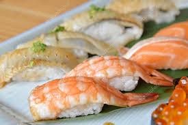 jeu de cuisine sushi sushi crevettes ebi sushi dans le jeu de sushi cuisine japonaise