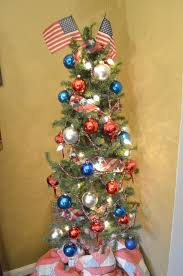 anderson grant a decorated tree for the fourth of july