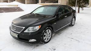 lexus ls 460 tires size 2007 lexus ls460 start up engine and in depth tour youtube