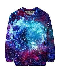 galaxy sweater blue galaxy sweatshirt
