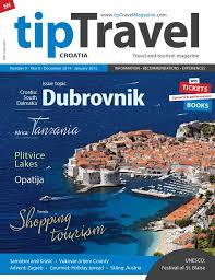 travel magazine images Tip travel magazine travel and tourism croatia and world jpg