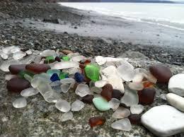 beach of glass olympic peninsula glass beach port townsend wa pacific nw