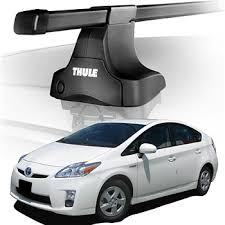 roof rack for toyota prius 2015 toyota prius roof rack complete system thule traverse