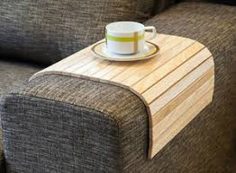Cover Coffee Table Sofa Tray Table Wood Coffee Table Armrest Table Cover