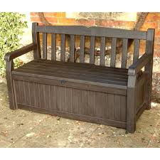 Wooden Storage Bench Seat Plans by Amusing Outdoor Storage Bench Seat Diy Ktrdecor A Picture On