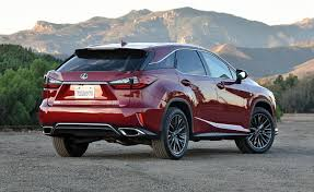 the spousal report 2018 lexus rx 350 f sport review ny daily news