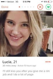 Sexy Women Memes - 15 sexy tinder profiles that are shamelessly direct about their