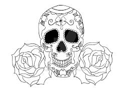 sugar skull and roses dom s by thexrandomxredhead on deviantart