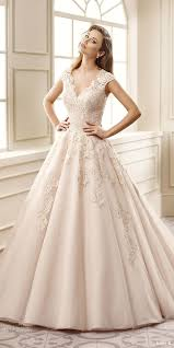 color wedding dresses chagne colored wedding dress