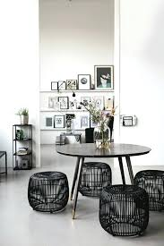 table ronde cuisine design table ronde cuisine design 1 table de cuisine ronde en bois foncac