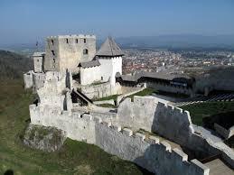 Old Castle Curtain Wall Old Castle Of Celje Celje