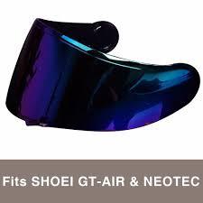 motocross helmet with face shield tinted helmet visor ebay