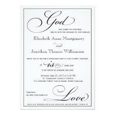 religious wedding invitations religious wedding invitations