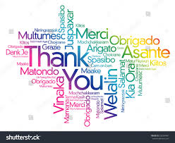 sign language thanksgiving thank you word cloud background all stock vector 520294981