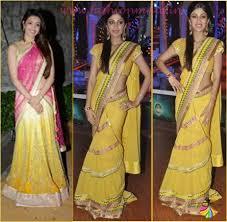 How To Draping How To Drape A South Indian Half Saree Deepika Style Saree