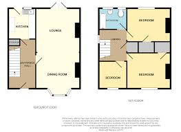 Mather House Floor Plan 3 Bedroom Semi Detached House For Sale In Mather Avenue Liverpool
