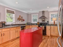 this compact colonial two story home is surprisingly open and
