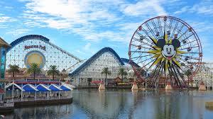 Disney California Adventure Map Measles Makes An Unwelcome Visit To Disneyland Shots Health