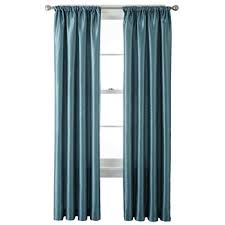 Turquoise Curtains Discount Window Treatments Clearance Curtains Jcpenney