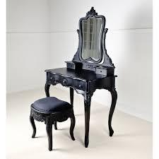 black vanity set with lights black vanity set big lots in artistic daunting bedroom for single