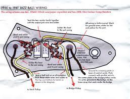 60s stack knob jazz bass wiring talkbass