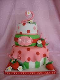 strawberry shortcake decorated cakes decoration ideas cheap