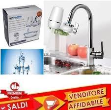 depuratore acqua rubinetto purifica acqua rubinetto depuratore con filtro in ceramica