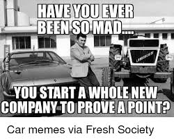 So Mad Meme - have you ever been so mad you start a whole new company to prove a